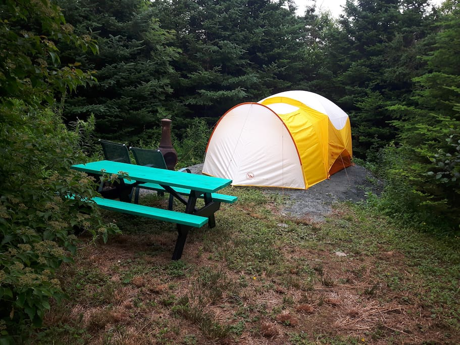 Eagles Nest Camping Site