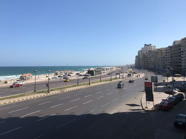 Great Value for Direct Sea View House - Alexandria