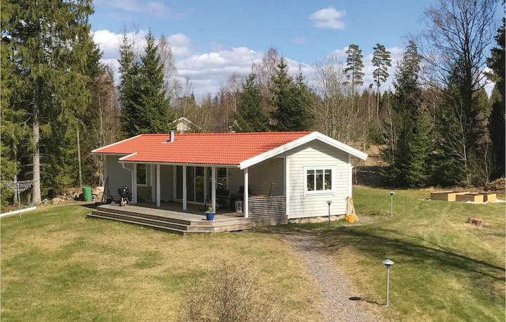 Nice home in Rörvik with WiFi and 3 Bedrooms