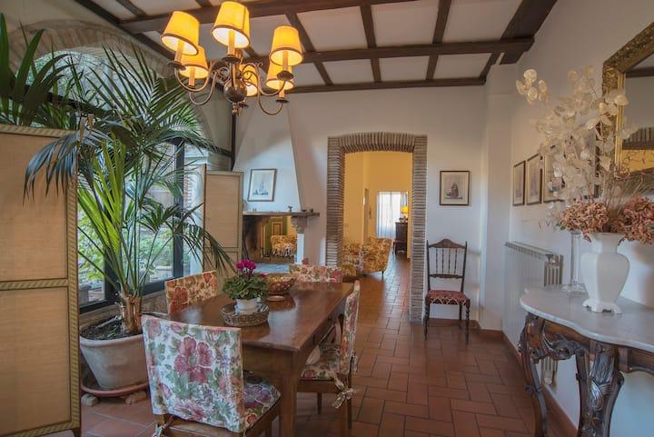 Castello di Proceno, Appartamento Chiostrino