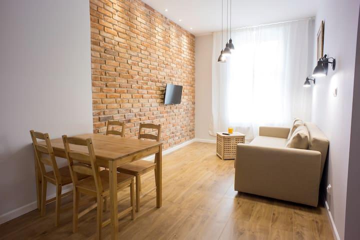 Apartamenty Stary Toruń no 2