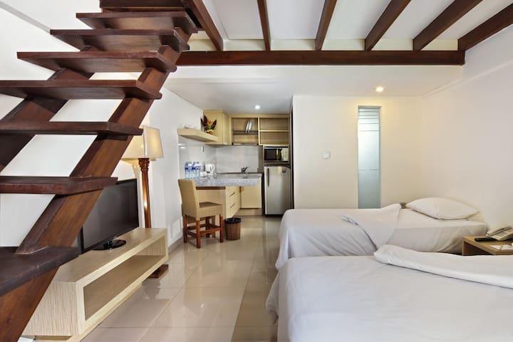 Family Loft Apartment - Kuta - Loft
