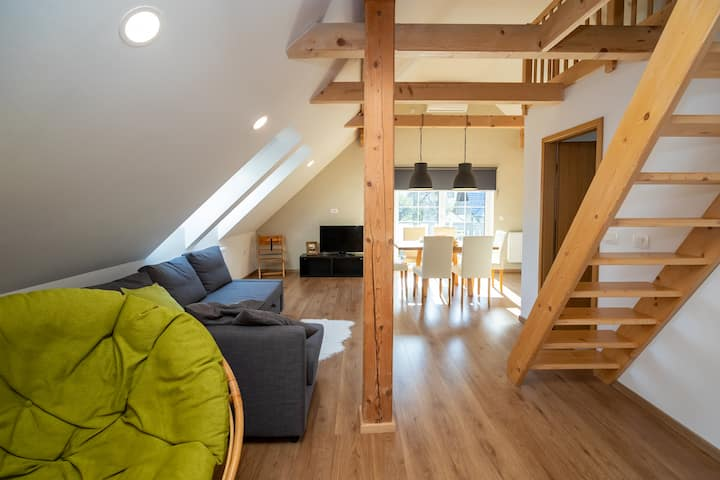 Apartment Ana 3-6 pers. Bohinj
