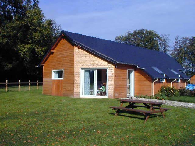 Gite en bois dans une ferme à 15 mn de la mer - Berville - Wohnung