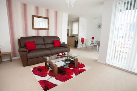 Hamilton Grace-Pemberton Apartment - Swindon - อพาร์ทเมนท์