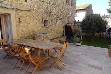 Maison de vacances idéale - Roquefort-des-Corbières