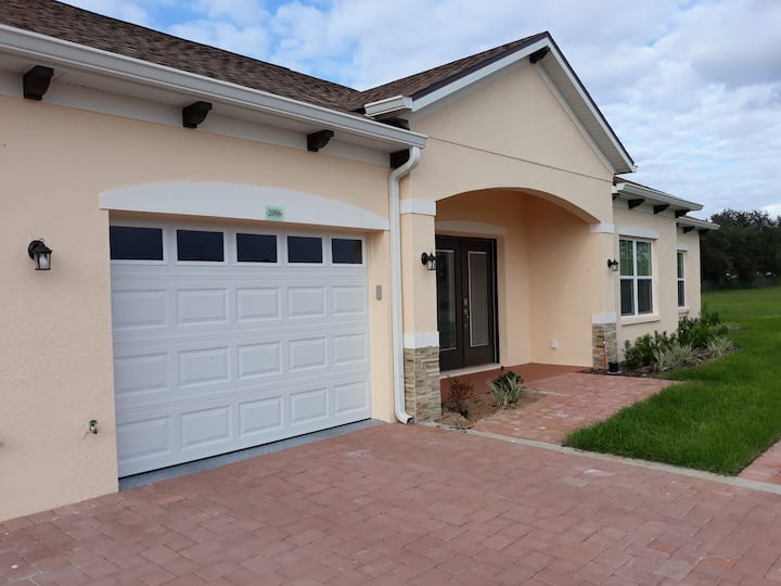 Brand new house near Turnpike, Publix, McDonalds