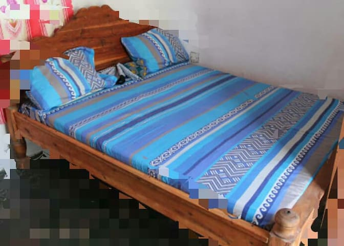 Nice double beds rooms