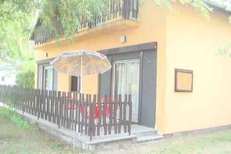 Greean haus apartman Balatonfenyves - Balatonfenyves