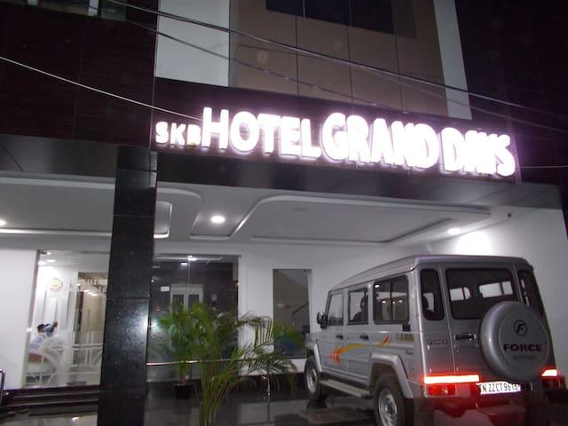 Skb hotel grand days - Chennai - Hotel butik