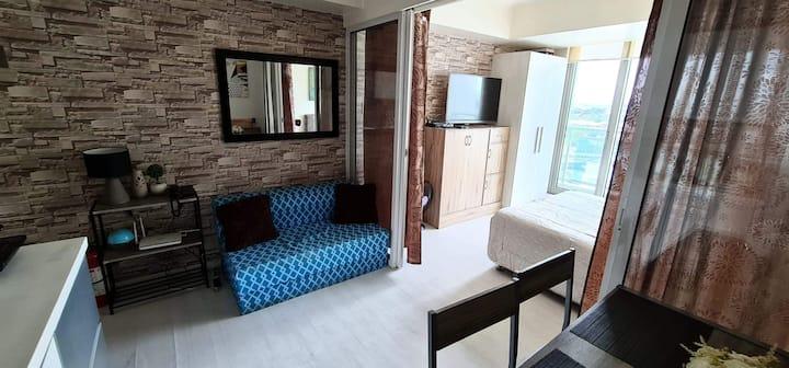 Azure deluxe studio for rent