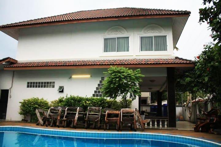 Anan Garden Pool villas