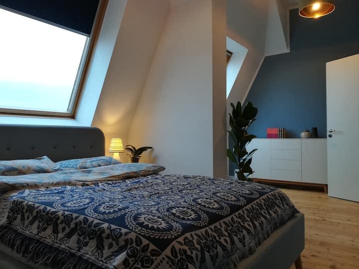 Rooftop loft Prenzlauer Berg