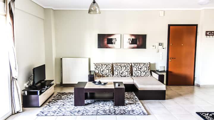 Comfort Luxury Maisonette (103 m²)