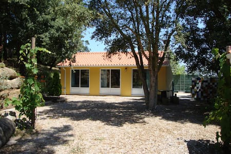 Cabana in lovely garden - Alfeizerão - Haus