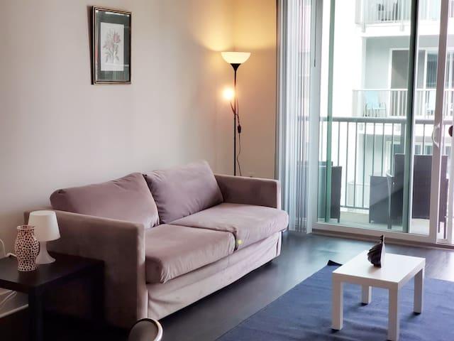 Cozy 1Bd/1Bth apartment, Buckhead/Lenox mall