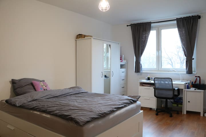 Nice and cosy apartment with everything you needed - Magdeburg - Apartemen