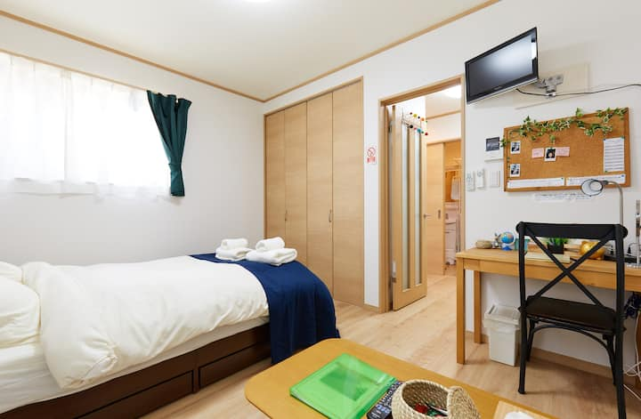 Yokohama Completely charter house MAX3PPL FreeWifi