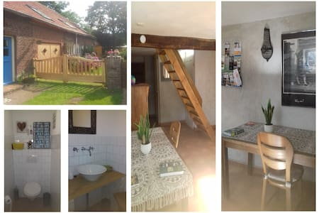 Bed & Breakfast De Gasthoeve De Zwart Wit Kamer