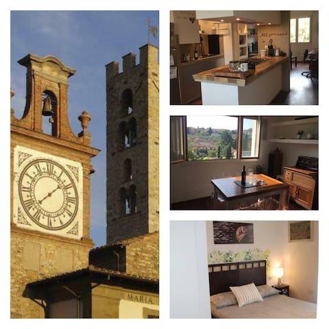 """Casa di Margy"" Impruneta -Firenze-Toscana - อิมปรูเนตา - อพาร์ทเมนท์"