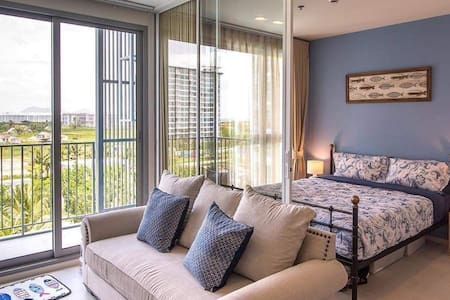 Private 1 bedroom Seaview in Blu Cha-am Hua-hin