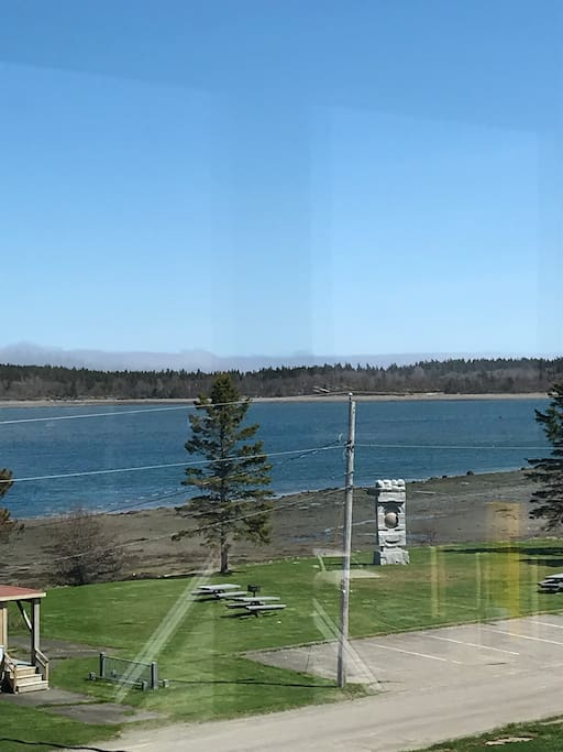 View to the Lubec Channel and Park