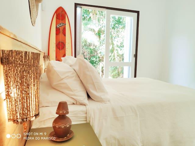 Casa Pedra do Marisco - BeachFront Jungle House