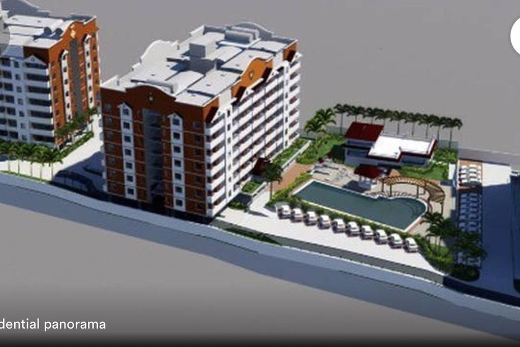 Architectural renderings overall