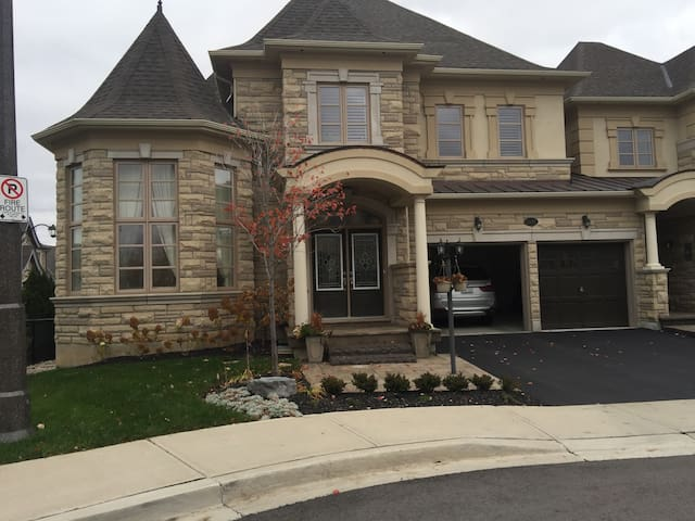 Ravine Lot Executive Townhome at Oakville