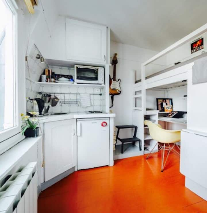 A nice little space and cute