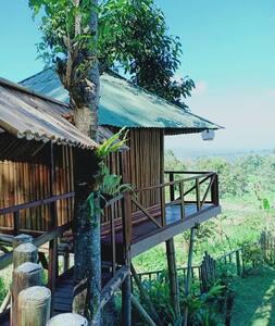 Bali tree house by pelangi