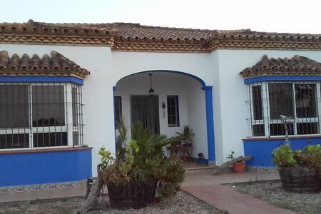 Casa Teo,  Marquesado - Chiclana de la Frontera - Chalet