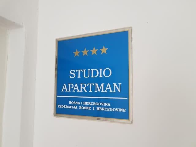 Studio Apartman Banja