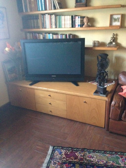 SALOTTO CON TV