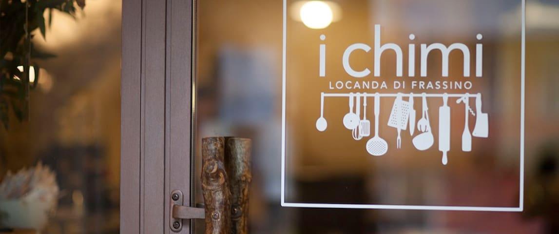 I CHIMI LOCANDA Cameretta