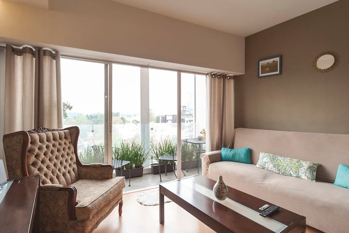 Beautiful and spacious 2-floor apartment. - Ciudad de México - Apartment