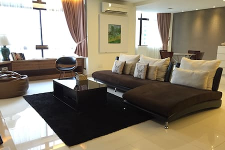 Elegant,Modern Suite in KL Center - Kuala Lumpur - Ortak mülk