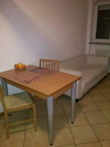 Piccola camera da letto nelle vicinanze di Trento