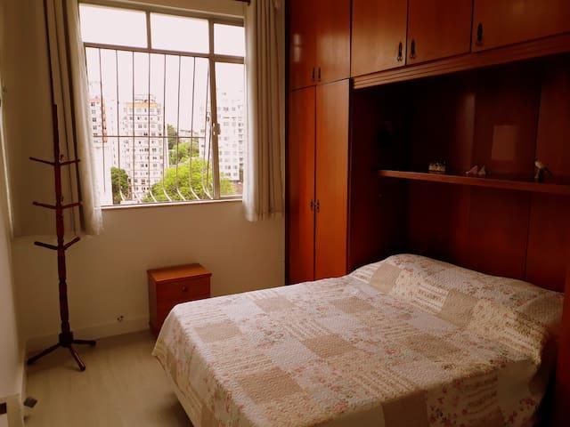 Apartamento confortável em São Domingos, Niterói