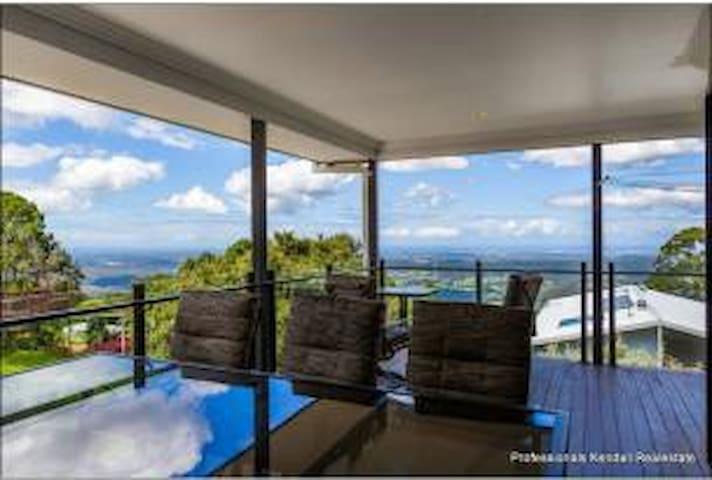 Mt Tamborine- peace, beauty,  views