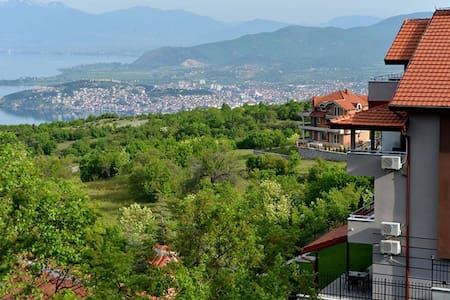 Velestovo House - Triple room (2) - Ohrid - Hus