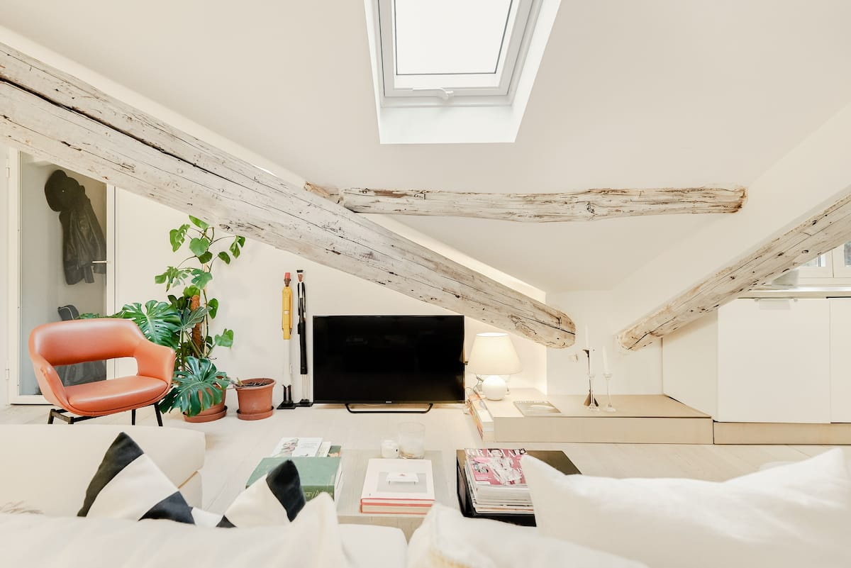 Experience Loft Living in a Bright, Stylish Home