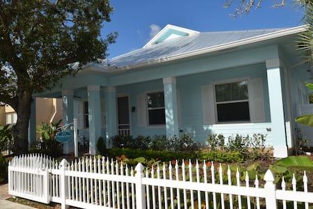 Providence House - Downtown Upscale Cottage - 斯圖爾特(Stuart) - 獨棟