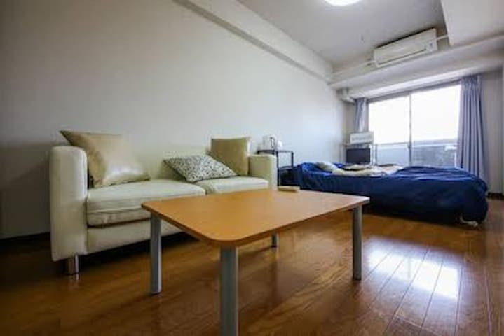 1min to Asakusa station by walk  convenient!! - Taito - Appartement