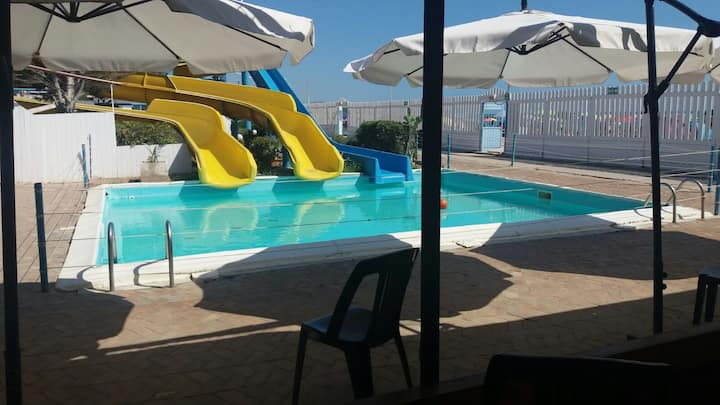 HOLIDAY PARK HOME (Apartment up to 7 person)