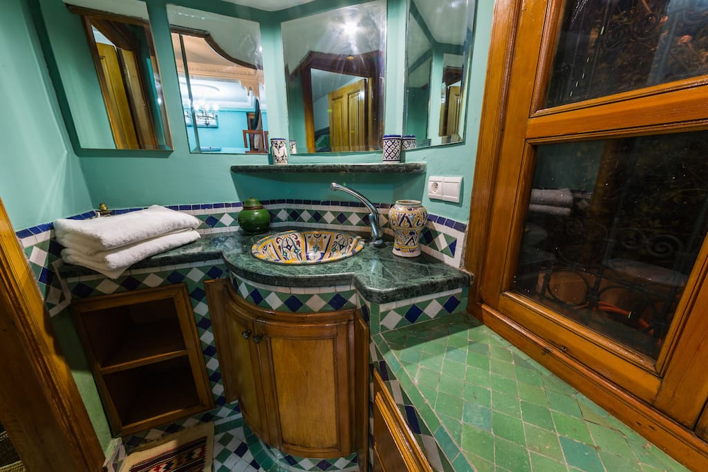 View of part of in room private Bathroom area