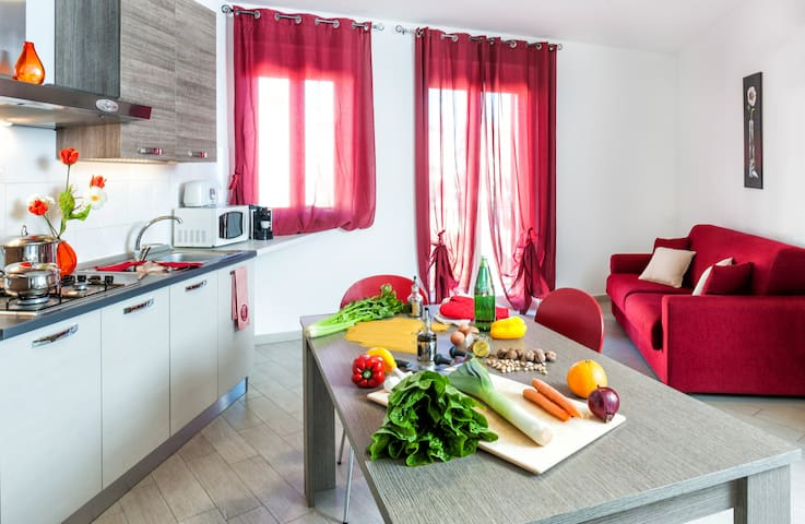 Sicania - Modern Two Bedroom Apartment
