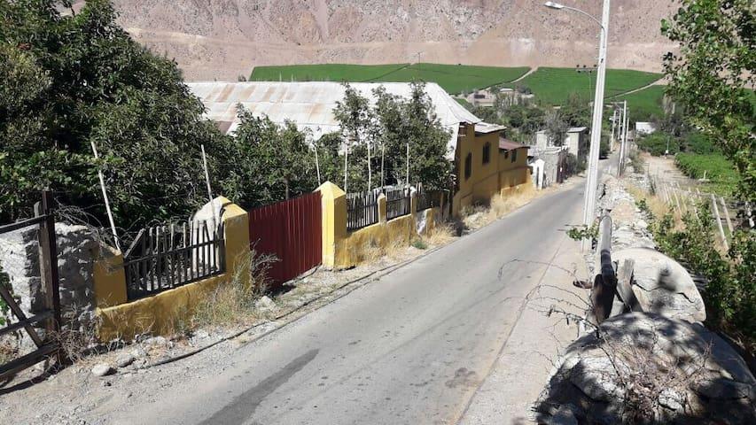 Patrimonial Casa Paihuano, Valle del Elqui