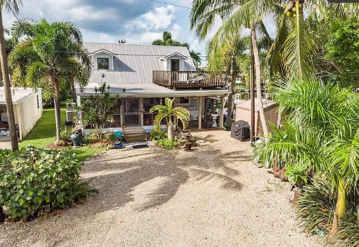 Fisherman's Paradise! Charming Florida Home