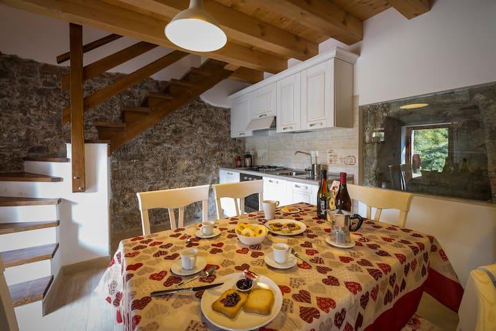 House Gjoel - a private corner for your relax - Forgaria Nel Friuli - วิลล่า